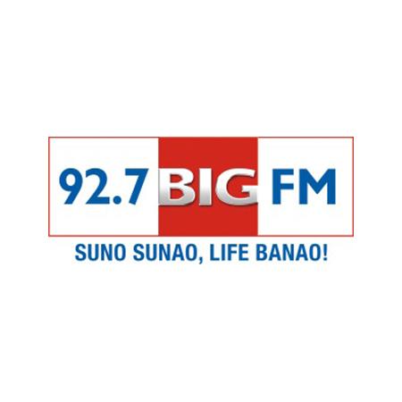 92.7 Big FM India