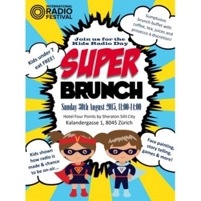 Super Kids Radio Brunch