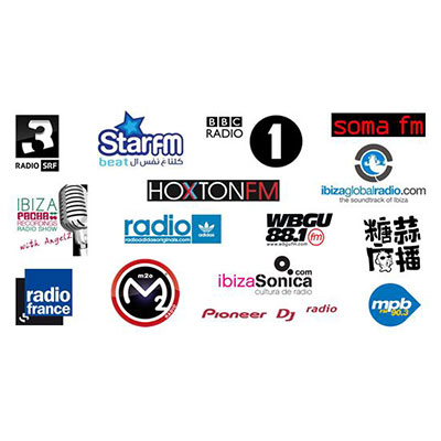 IRF Radio Guests for 2013