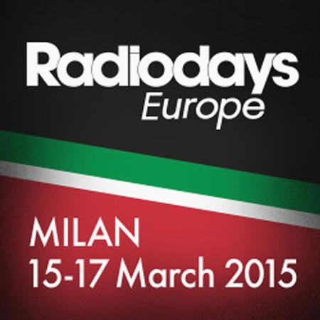 Radiodays Europe 2015